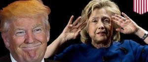 La Clinton ormai è ossessionata: non riesce a elaborare il lutto della batosta