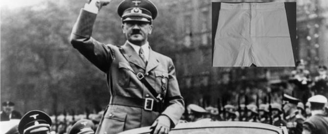 All'asta le mutande di Hitler: negli Usa offerte da migliaia di dollari