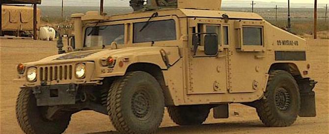 Afghanistan, Humvee Usa trasformato in bomba, razzi sull'aeroporto di Kabul