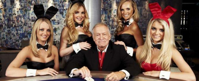 Addio a Hugh Hefner, fondò Playboy e visse coccolato dalle Conigliette