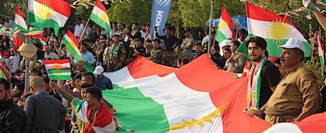 """Oltre il 90 per cento dei curdi scelgono l'indipendenza.Barzani: """"Ora parliamo"""""""