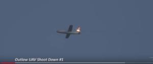 Il super laser americano è pronto: abbatte droni come fossero piccioni (video)