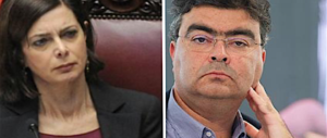 L'accoppiata Boldrini-Fiano rovina anche l'accordo sulla legge elettorale