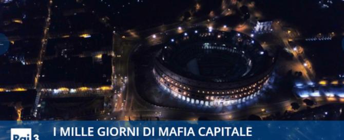"""""""I mille giorni di Mafia Capitale"""", la Rai rischia di pagare risarcimenti record"""