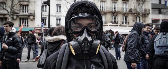 """Ce n'est qu'un début"": Francia in piazza contro la riforma di Macron"