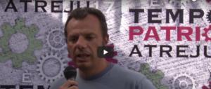 #Atrejustoria, Marco Scurria: la prima edizione con la cover band di Battisti (video)
