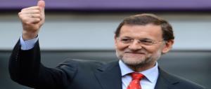 Spagna, l'ex-premier Rajoy rifiuta gli onori e se ne torna al catasto