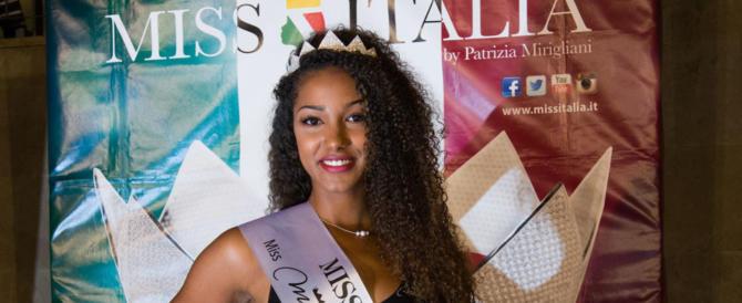 """Miss Italia, fallisce il tentativo di far vincere la senegalese """"integrata"""""""