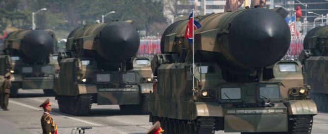 Missili nordcoreani, la Francia preoccupata: «Anche l'Europa sotto tiro»