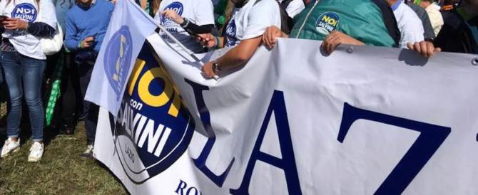 Roma, Noi con Salvini perde pezzi: altri 8 coordinatori con Riva Destra