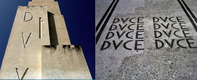 Apologia, ora il Pd Fiano vuole sbianchettare i monumenti fascisti