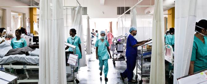 Islamica ordinò di spostare italiana dalla sua stanza d'ospedale, la Lega protesta