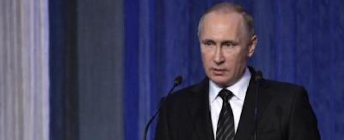Corea del Nord, Putin: «No all'isteria militare, si rischia la catastrofe»