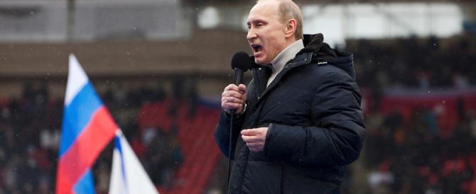 Russia, Zar Putin stravince le elezioni amministrative col 76 per cento