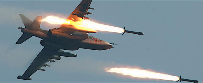 Aviano e Sigonella strategiche per l'attacco in Siria: Putin chiama l'Italia