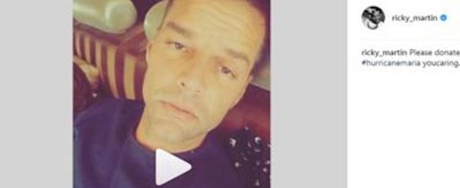 «Non trovo più mio fratello», l'appello disperato di Ricky Martin (video)