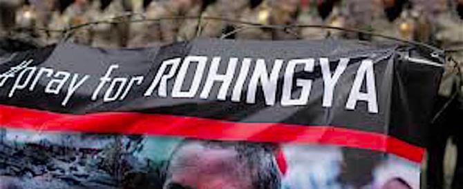 Myanmar, contro i rohingya in atto una pulizia etnica da parte del regime