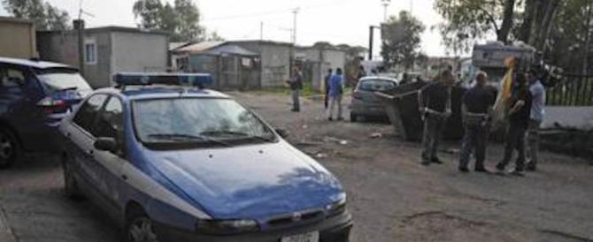 Guerriglia tra rom e residenti: anche il sindaco del Pd è stufo dei nomadi