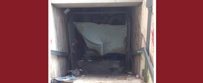Il Muro Torto trasformato in favelas: la denuncia choc sul degrado di Roma