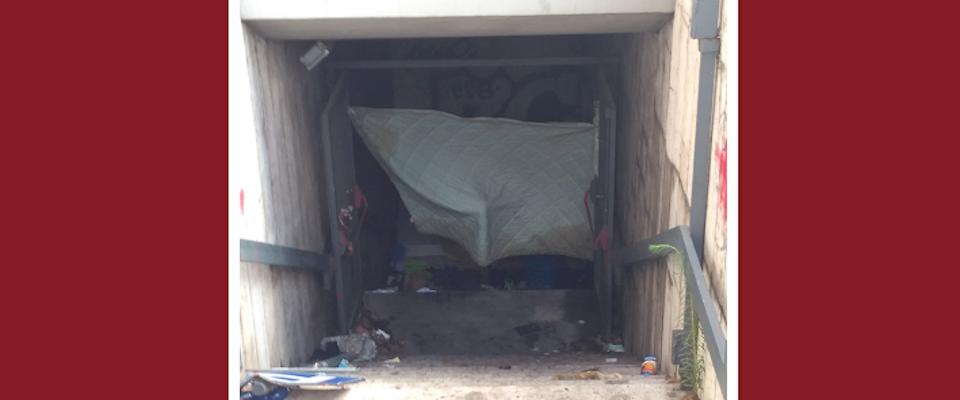 favelas roma