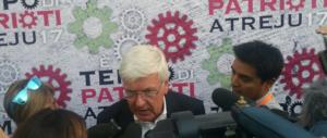 Atreju, Paolo Romani: «Ho registrato un'atmosfera molto costruttiva»