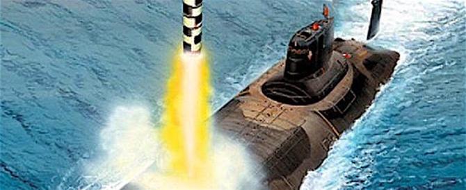 Sottomarini russi lanciano missili contro le postazioni Isis in Siria