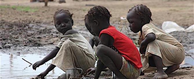 Sud Sudan, oltre due milioni in fuga. L'Onu denuncia ma non si muove