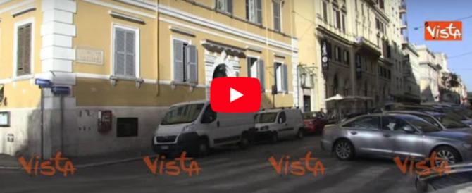 Stupro a Roma, ecco i luoghi dove la finlandese è stata aggredita (video)