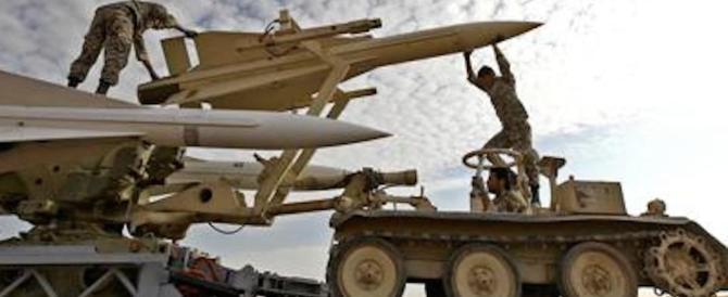 "Testate nucleari puntate contro di noi: la strategia ""rivelata"" dai Paesi Arabi"