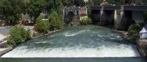 """L'Autorità di bacino alla Raggi: """"Roma ad altissimo rischio idrogeologico"""""""