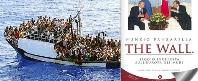 """Esce """"The Wall. Saggio-inchiesta sull'Europa dei muri"""": la crisi della Ue"""