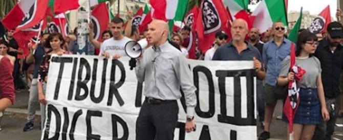 CasaPound in corsa per la Regione Lazio: il candidato è Mauro Antonini