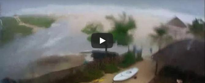 L'uragano Maria sui Caraibi: «Catastrofico». Ed è terrore (video)