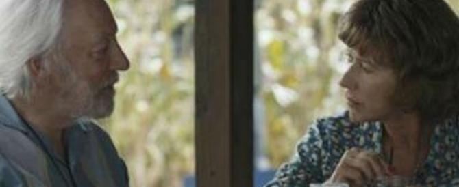 Venezia, Virzì racconta l'avventura in camper di due anziani coniugi