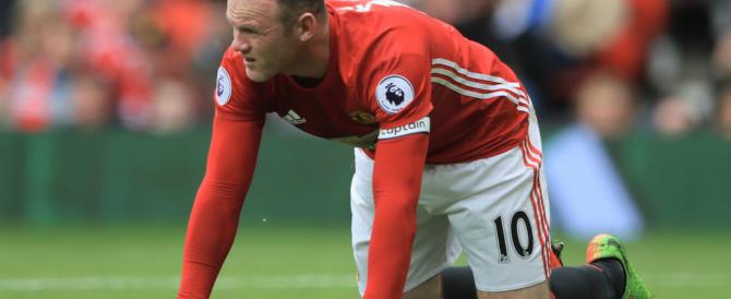 Arrestato il bomber della nazionale inglese Rooney. Guidava ubriaco