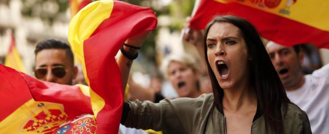 La Catalogna è Spagna: la slealtà autonomista è inaccettabile