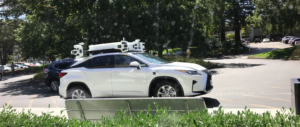 A San Francisco spunta l'Apple Car, l'auto a guida autonoma di Cupertino (video)