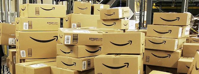 Sanzione Ue contro Amazon: dovrà pagare 250 milioni di tasse arretrate