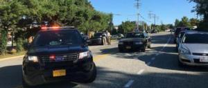 Usa, sparatoria vicino Baltimora: diversi feriti. La polizia: «È un caos»