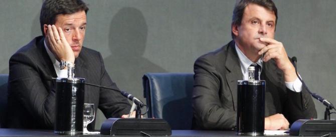 Sempre più duro lo scontro governo-Pd. Calenda a testa bassa contro Renzi