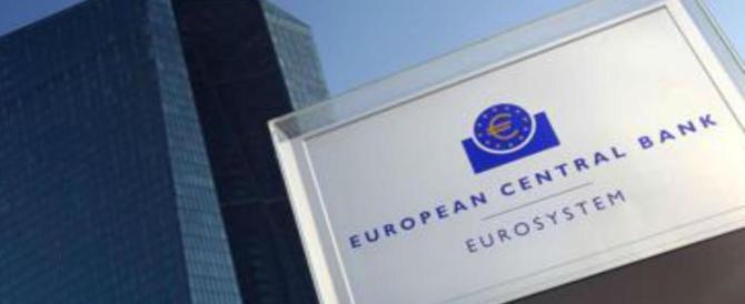 L'allarme dell'Ugl al governo: «La Bce rischia di innescare un'altra recessione»