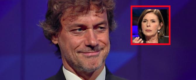 """Berlinguer, curiosità """"porno"""" su Alberto Angela. Lui si irrita e reagisce… (video)"""