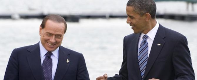 """""""Contro Berlusconi un golpe guidato da Obama"""". Nuove prove dagli Usa"""