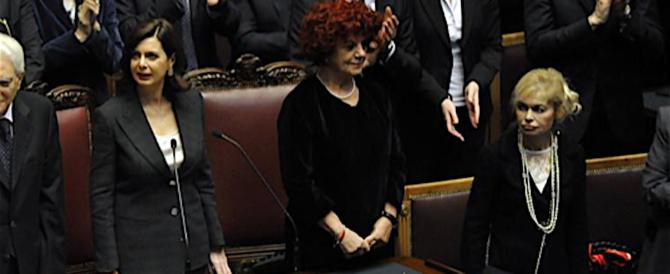 """""""Bella ciao!"""": Boldrini ko nelle urne, salvata dal proporzionale. Come la Fedeli…"""