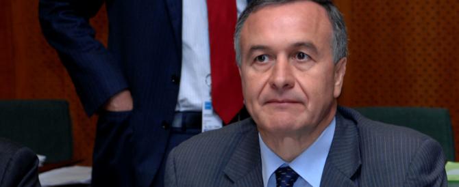 Il giorno nero del governo, si dimette anche Bubbico: Mdp si sfila dalla manovra