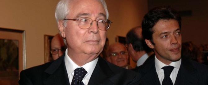 Crac Cirio, condanna definitiva per Geronzi: concorso in bancarotta