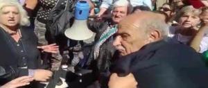 Il papà di Di Battista: «Non sono di destra, sono fascista. Voglio 1500 euro per un'intervista»