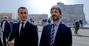 Luigi Di Maio e Roberto Fico