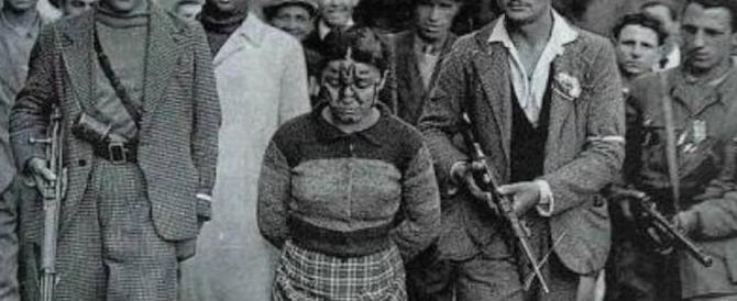 Giuseppina Ghersi uccisa dai partigiani. La targa della vergogna