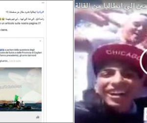 «Pallottola in testa a Giorgia Meloni»: ecco la pagina Fb che aggrega algerini (video)